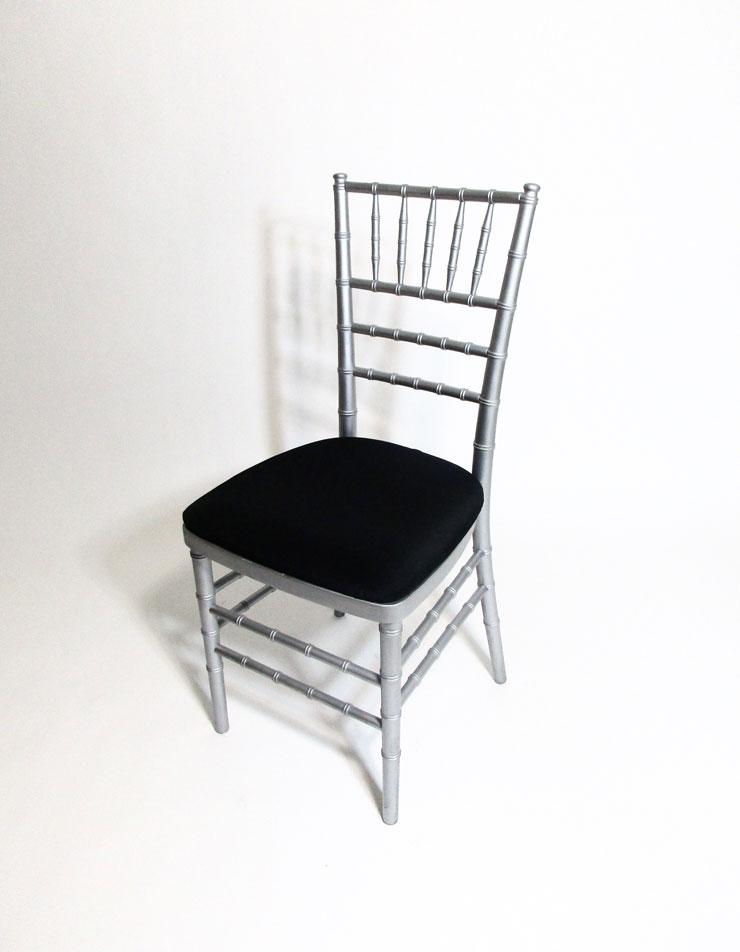 Chiavari Chair Silver Rsvp Party Rentals