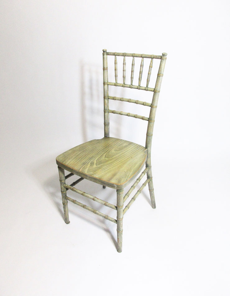 vintage chiavari chair