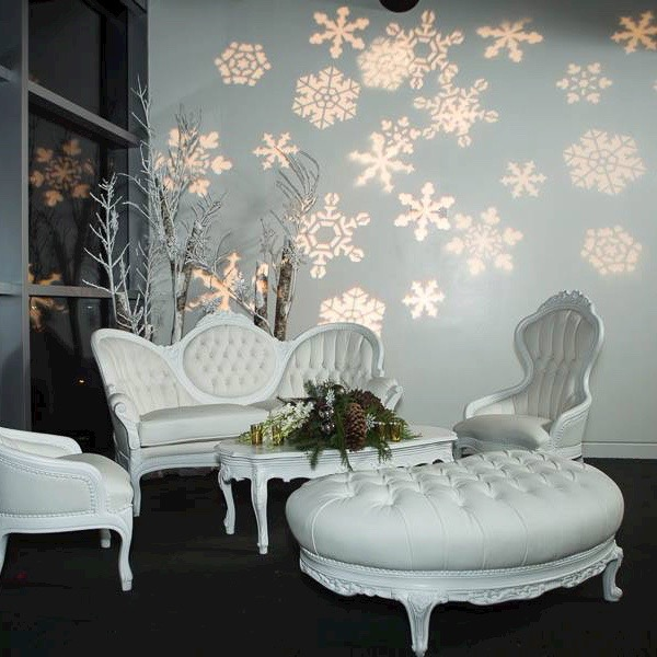 HOLIDAY PARTY DESIGNED BY ELLE AND JAY EVENTS FEATURING BIANCA FURNITURE