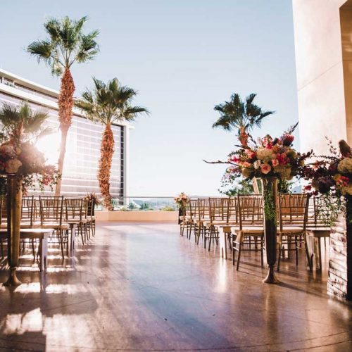 WEDDING AT REDROCK HOTEL DESIGNED BY JAVIER GARCIA EVENTS