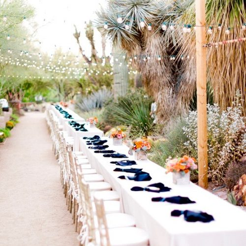 WEDDING AT SPRINGS PRESERVE | CREATED BY GREEN ORCHID EVENTS  FEATURED IN TRENDY BRIDE MAGAZINE